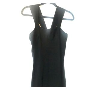 EXPRESS- BLK M- Bandage Dress-mini-Fits like glove